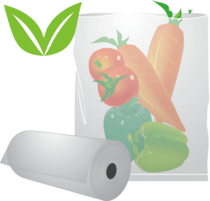 biodegradable freezer bag