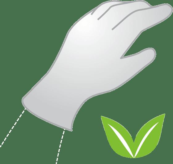 biodegardable gloves