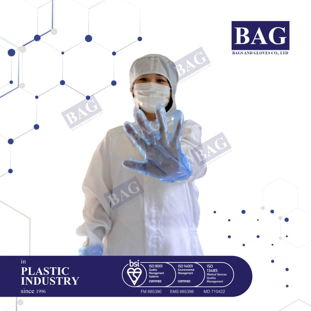 HDPE Gloves