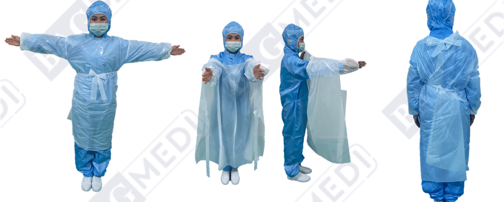 Body Cover Coverall Suit